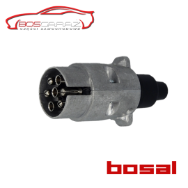 Akcesoria Bosal 022-594 wtyk 7 aluminium