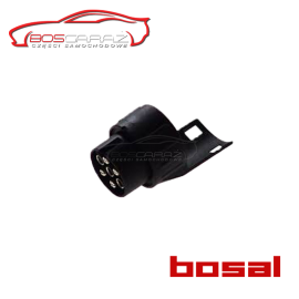 Akcesoria Bosal 023-654 adapter z gniazda 7-bieg. na 13-bieg. wtyk