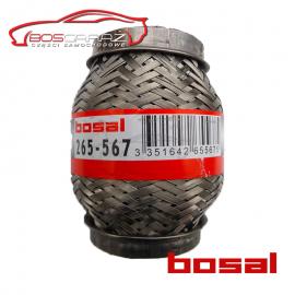 Łącznik elastyczny Bosal 265-567 średnica 51mm długość 100mm