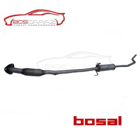 Tłumik środkowy Bosal 295-615 Opel Corsa C 1.0i-12V