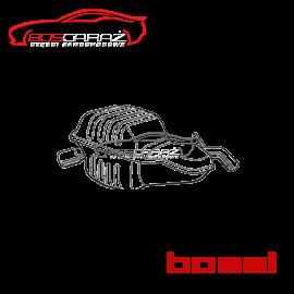 Tłumik końcowy Bosal 235-001 Volvo S80 2.4 Turbo Diesel 2001-07/2006