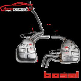 Tłumiki końcowe Bosal 247-041 + 290-093 MINI Cooper S 1.6i 2002-2006