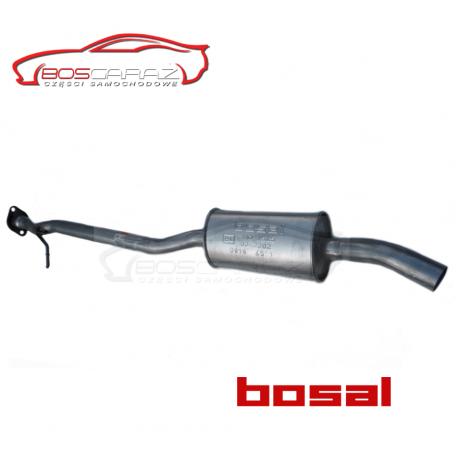 Tłumik środkowy Bosal 287-237 Nissan Qashqai 2.0i 4X2 + 4X4 12/2006-