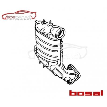 Katalizator Bosal 090-510 RENAULT Mégane II / CC 1.9 dCi TD 2005-
