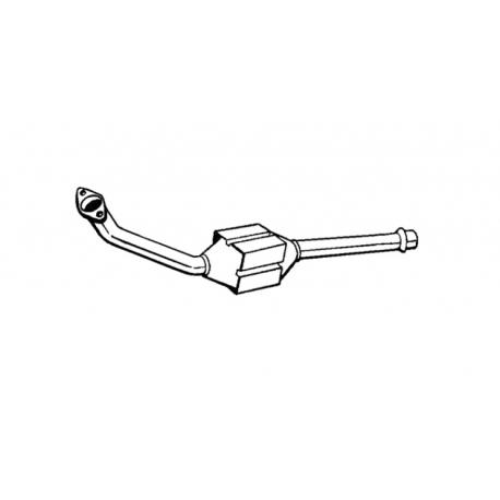 Katalizator Bosal  099-315 PEUGEOT 306 2.0 HDi TD 1999-2002