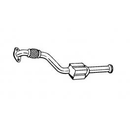 Katalizator Bosal 099-592 RENAULT Espace III 2.2 dCi TD 2000-2002