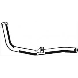 Rura kolektorowa Asmet 03.063 VOLKSWAGEN Polo 1.3 1.4 Diesel, Classic Diesel 1986-1994 Hatchback, Coupé, Sedan