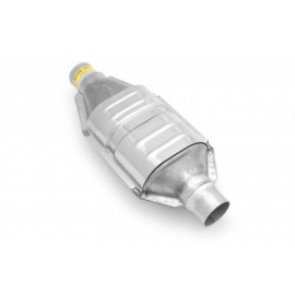Katalizator uniwersalny AWG Euro 3 Płaski wkład metalowy