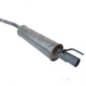 Tłumik środkowy Bosal 284-739 OPEL Astra H 1.6i -16V