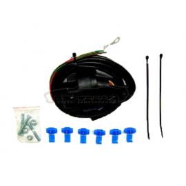 Wiązka elektryczna Bosal 020-814 13 pin zest. el. uniwersalny JAEGER
