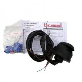 Wiązka elektryczna Bosal 012-068 7 pin