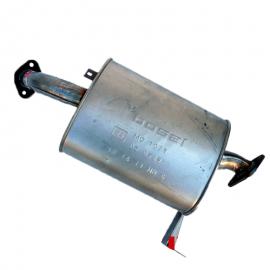 Tłumik środkowy Bosal 145-001 FORD Maverick 2.4