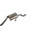 Tłumik końcowy Bosal 190-101 Peugeot Expert Citroen Jumpy I Fiat Scudo I 1.9 Diesel