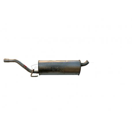 Tłumik końcowy Bosal 148-165 FIAT Grande Punto 1.3 MJTD