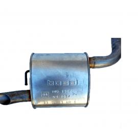 Tłumik końcowy Bosal 154-185 FORD Mondeo III 2.0Di