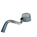 Tłumik końcowy Bosal 154-187 FORD Mondeo 2.0DCi