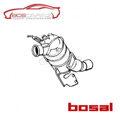 Filtr DPF Bosal 095-206 BMW 118d 2.0