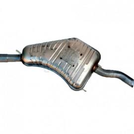 Tłumik końcowy Bosal 215-219 SAAB 9-5 2.0t, 2.3t