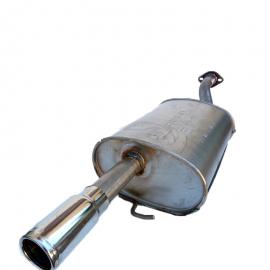 Tylny tłumik Bosal 115-329 ROVER 400 1.6i