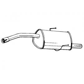 Tłumik końcowy Bosal 100-327 ALFA ROMEO 156