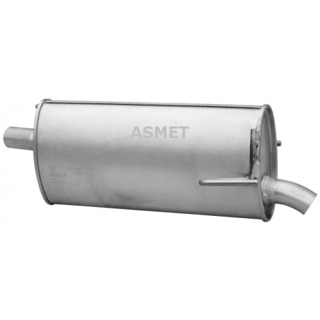 Tłumik końcowy Asmet 05.185 Opel Meriva A 1.6i