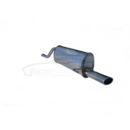 Tłumik końcowy Bosal 185-689 Opel Corsa D 1.2i Chrom