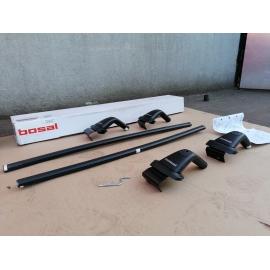 Bagażnik dachowy Bosal 603-117 RENAULT CLIO IV HTB 5D