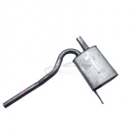 Tłumik środkowy Bosal 105-563 AUDI A4 1.8i