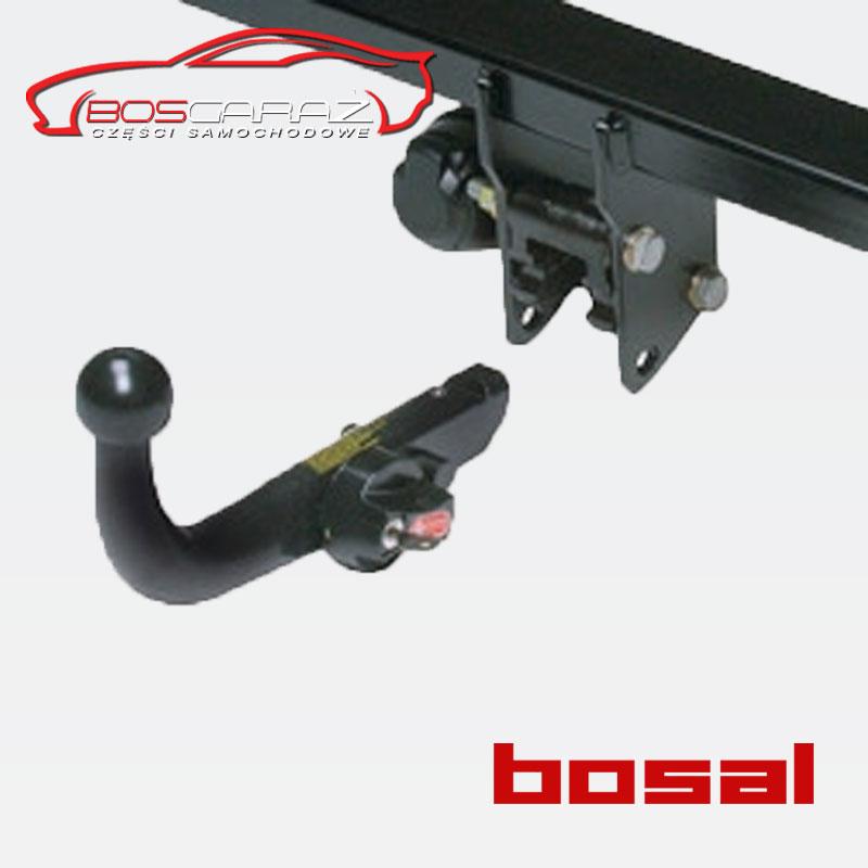 Hak holowniczy flanszowy odkręcany regulowany Bosal
